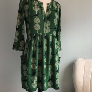 Must Have Maeve Devery Holiday Dress HTF